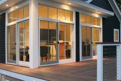 Marvin Elevate Collection Sliding French Door