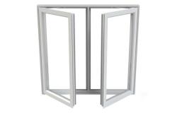 Twin Casement Window