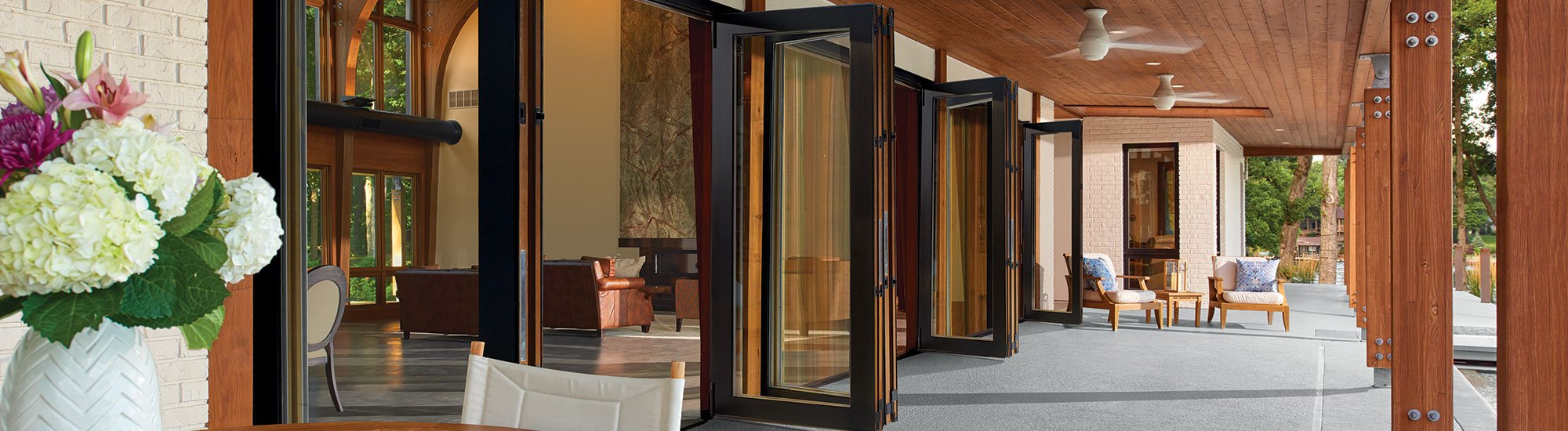 Marvin Bifold Doors