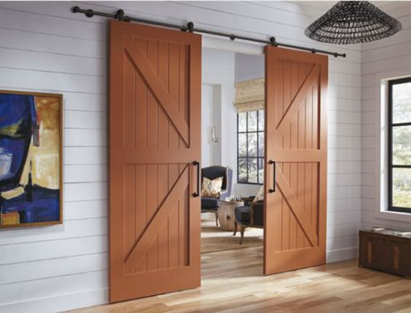 Barn Style Interior Door