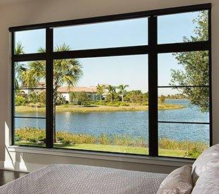 Origin Aluminum Window