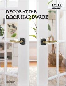 Decorative Door Hardware Brochure